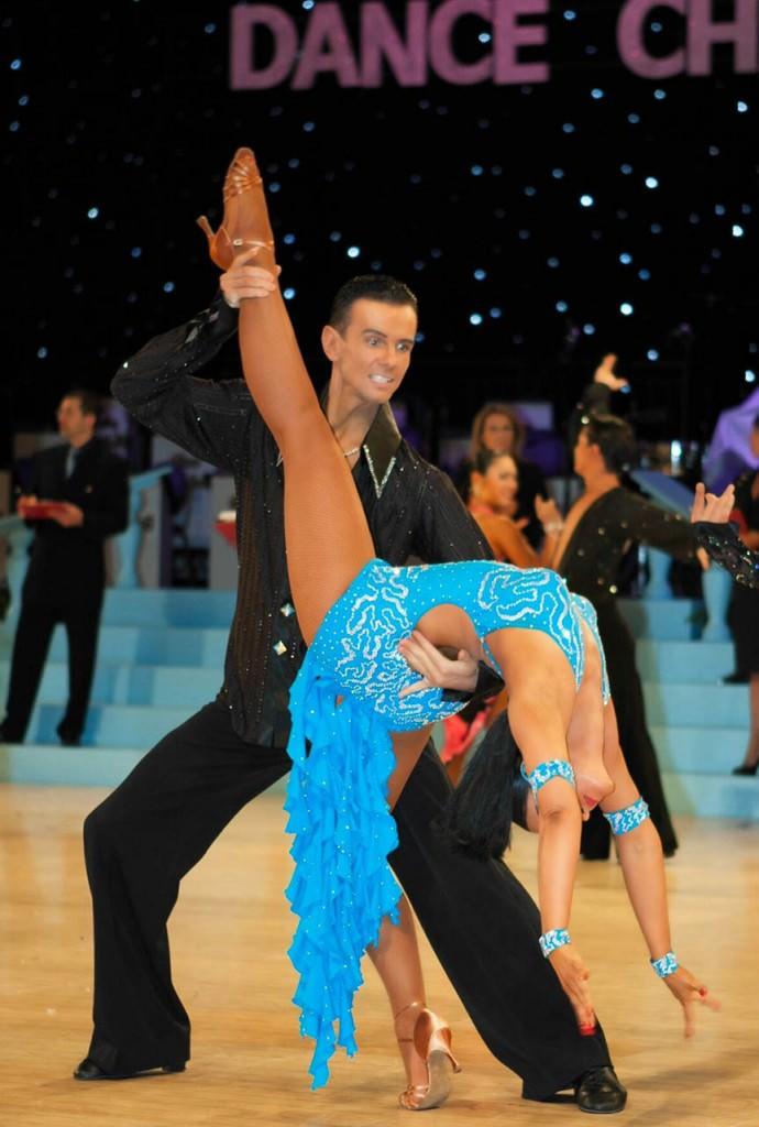 LATIN DANCE CHAMPIONSHIPS - CEZAR & KATERINA DANZA ACADEMY GIBRALTAR