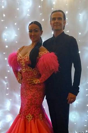 III BALLROOM AND LATIN DANCE SPORT TROPHY CEZAR & KATERINA DANZA ACADEMY GIBRALTAR. 3