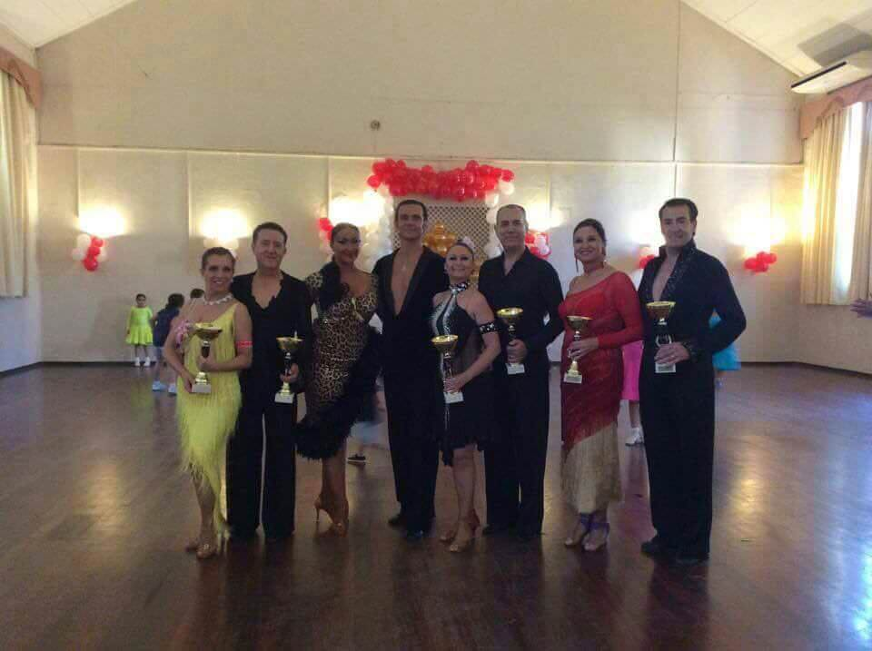 DANCE TROPHY GIBRALTAR