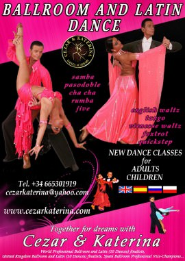 DANCE CLASSES GIBRALTAR