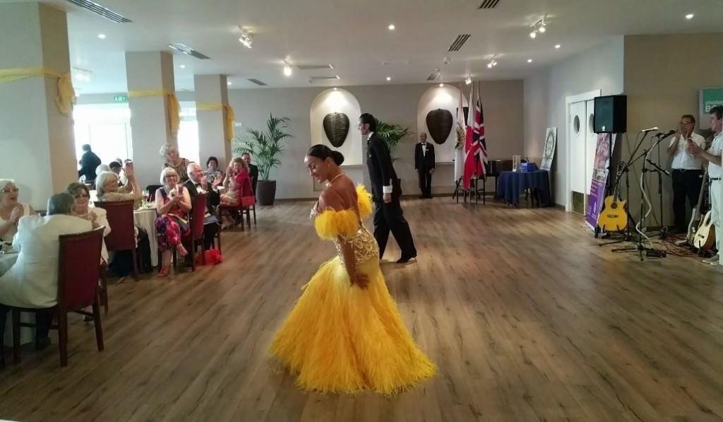 DANCE SHOW CEZAR & KATERINA CEZAR & KATERINA DANZA ACADEMY MARBELLA GIBRALTAR – Ballroom and Latin Dance School, Escuela de Baile Marbella Gibraltar, Школа танцев Марбелья Гибралтар
