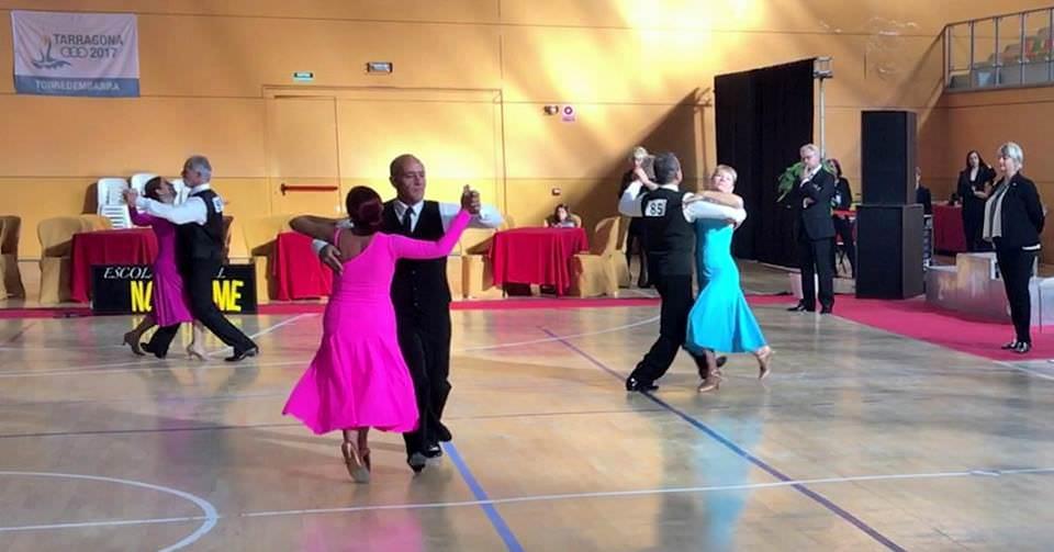 ADULTS DANCESPORT GIBRALTAR Trofeo Villa de Torredembarra  6