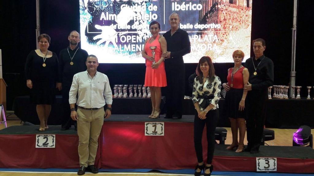 GIBRALTAR DANCE SPORT FEDERATION - Cezar & Katerina Dance Sport Club Gibraltar 4