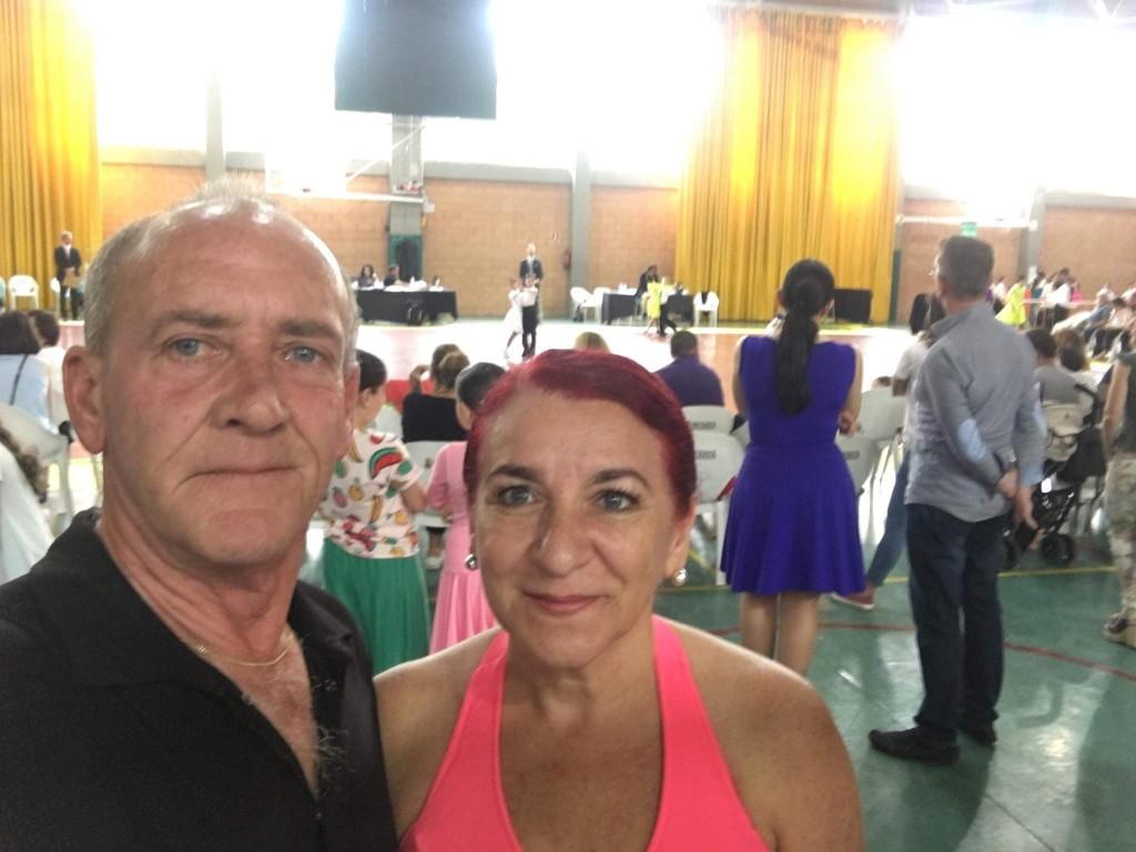 Campeonato de Baile Deportivo Comunidad Valenciana